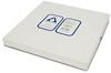 Silica Gel HRF coated on Plastic Sheets 200um 20x20cm (25 sheets) -- 155017