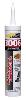WHITE LIGHTNING 3006 ALL PURPOSE ADHESIVE CAULK ALMOND -- WL01010 - Image