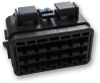 Littelfuse 868-965 HWB18 Base for Mini Sealed Power Distribution Module -- 45995 -Image