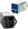 Power Entry Connectors - Inlets, Outlets, Modules -- 486-3963-ND -Image