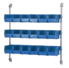 Wire Shelving - Cantilever Wall Mount Systems - Complete Packages - CAN-34-36BH-230 - Image