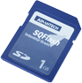 Industrial SD Card -- SQF-ISD
