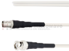 Broadband BNC Male to BNC Female Cable FM-SF200LL Coax in 48 Inch and RoHS Compliant -- FMTC502-48 -Image