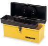 Plastic Tool Box,16in -- 4FB49