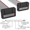 Rectangular Cable Assemblies -- A3BBH-1636G-ND -Image