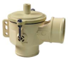 2/2-Way Drain Valve, DN 40, Vacuum Controlled -- 04.040.113 - Image