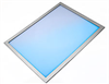 ITO Coated EMI Shielded Plastic Window, 2 x 2
