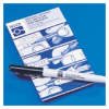 Write On Bradysleeve™ Heat Shrink Polyolefin Porta Pack -- PHCPS-0.9-3336-WT