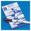 Write On Bradysleeve™ Heat Shrink Polyolefin Porta Pack -- PHCPS-0.9-3336-WT