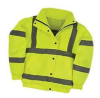High Vis Waterproof Site Jacket - Image