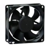 DC Brushless Fans (BLDC) -- MR8025L24B1-FSR-ND -Image