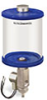 Blue Color Key, Clear View Full Flow Electro Dispenser, 1 qt Pyrex Reservoir, 120V/60Hz -- B5164-032PB1206BW -- View Larger Image