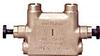 Bronze Custom Machined By-pass Valve -- Divertaflo Custom Center Series