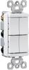 TradeMaster® Light Toggle Switches, Decorator -- TM81111WCC - Image