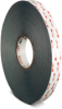 3M 5952 VHB Double-Sided Foam Tape, Black, 3/4