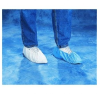Epic Blue Universal Disposable Cleanroom Boot Cover - Polypropylene Upper - 723783-L -- 723783-L - Image