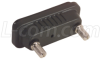 IP67 Connector Cover for DB15 -- WPSD2-CVR