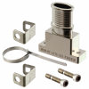 D-Sub, D-Shaped Connectors - Backshells, Hoods -- 1003-2390-ND - Image