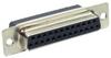 DB25 Female Crimp Pin Connector -- 500-127