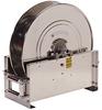 Spring Retractable Low Pressure Stainless Steel Hose Reel -- D9200 OLS - Image