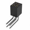 Rectangular Connectors - Headers, Receptacles, Female Sockets -- 853-93-004-20-001000-ND -Image