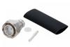 4.3-10 Male Low PIM Connector Solder Attachment for SPO-375, SPF-375, SPP-375-LLPL -- TC-SPO375-4310M-LP -- View Larger Image