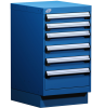 Stationary Compact Cabinet with Partitions -- L3ABG-2825C -Image