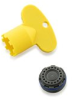 0.5 gpm Spray Outlet -- P6930-20F - Image