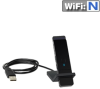 Netgear WNA3100 N300 Wireless USB Adapter - USB 2.0, 300Mbps -- WNA3100100ENS