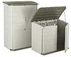 Plastic Indoor/Outdoor Storage Sheds -- 5715300