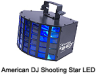 American DJ Shooting Star LEDFree Shipping on this item! - *More Info* -- 135-268