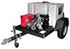 Vanguard Powered Cold PressureWasher 3,000psi@4.8gpm -- HT-CS30005VH-T185SK