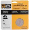Coarse Grit Abrasive Kit -- 3JDN8