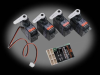 Spektrum AR6300 DSM2 Nanolite 6-Channel Receiver FlightPack -- 0-SPMAR6300F