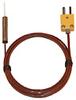 Digi-Sense Type-K Needle Microprobe Mini Conn 0.75