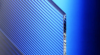 Decorative Glass with Fluted Structure -- SCHOTT RIVULETTA® - Image