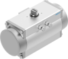 Quarter turn actuator -- DFPD-N-480-RP-90-RS30-F1012 -Image