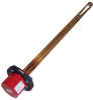 Flange Heater (Copper Sheath) -- CXCT315F3
