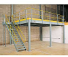 WILDECK Stairs for Mezzanines -- 5700403