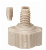 PEEK Fingertight III™ fittings; 1/4-28, nut/ferrule -- EW-02007-02