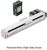 Linear Actuator (Slide) - Reversed Motor (Right Side), X-axis Table -- EAS4RX-E025-ARMK-3 -Image