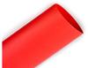 3M Red Polyolefin Heat Shrink Thin-Wall Tubing FP301 - 48 in Length - 2:1 Shrink Ratio - +212 F Shrink Temp -- 051128-59939