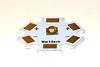 UV Emitters -- MTSM340UV-F5120S