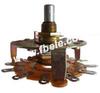 Rotary Switch, RBS-1 Series -- RBS-2