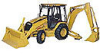 Caterpillar 416C Backhoe Loader - Image