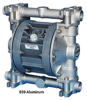 Air Operated Diaphragm Pump -- Model B50