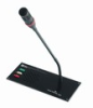 Listen Technology DM 6510 F DCS 6000 Delegate Flush Unit w/3 Voting Buttons & Fixed Mic 15.8 in. (40 cm)