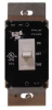 Fan Light Time Switch,3 Pos,500W,120V,Wh -- 12R445