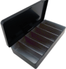 Compartmented Hinged Conductive Boxes -- C3526-C - Image