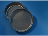 8 Inch Half Height CSC Stainless-Steel Sieve (Fine Mesh) -Image